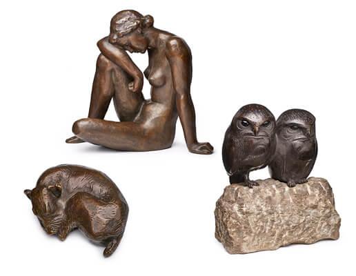 194. Kunstauktion – Bronzen